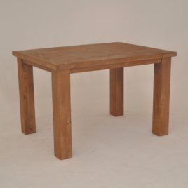 Light Teak Dining Table