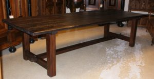 Large Oak Table
