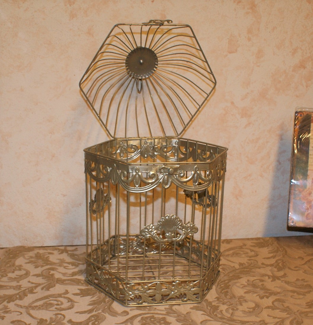 Bird Cage French Luc S