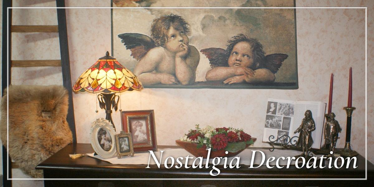 Nostalgia Decoration