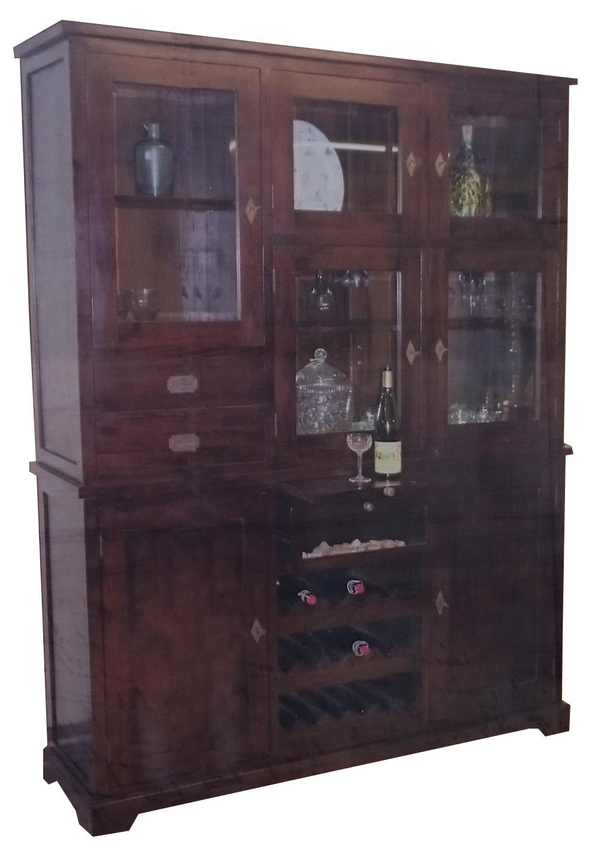 bordeaux wine cabinet luc 39 s. Black Bedroom Furniture Sets. Home Design Ideas