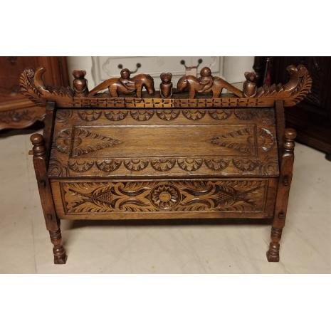 Indonesian Fruit-wood Hope Chest