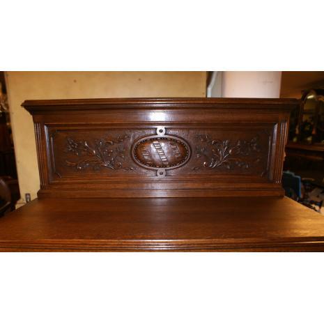 Louis XVI Oak Dresser