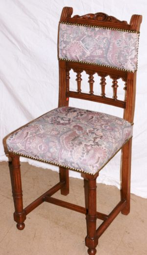 Henry II Walnut chair