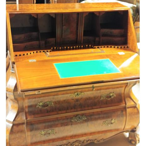 Dutch Walnut Secretary
