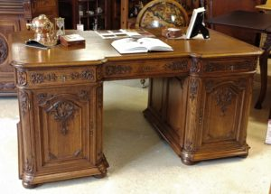 Louis XV Partner Desk
