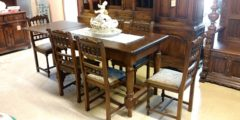 Set of 6 Henry II Chairs