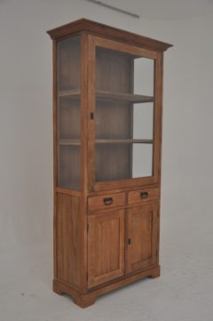 Solo Display Cabinet